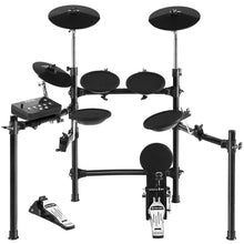 Load image into Gallery viewer, 8 Piece Electric Electronic Drum Kit Drums Set Pad Tom Midi For Kids Adults