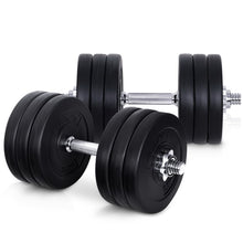 Load image into Gallery viewer, Everfit Fitness Gym Exercise Dumbbell Set 35kg