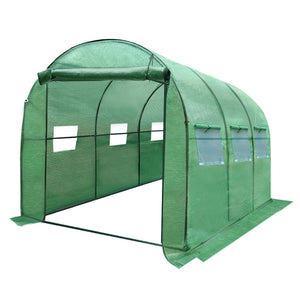 Greenfingers Greenhouse Garden Shed Green House 3X2X2M Greenhouses Storage Lawn