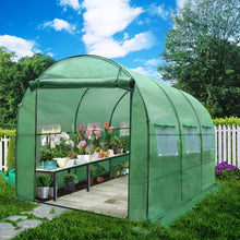 Load image into Gallery viewer, Greenfingers Greenhouse Garden Shed Green House 3X2X2M Greenhouses Storage Lawn