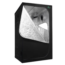 Load image into Gallery viewer, Greenfingers Hydroponics Indor Grow Tent Kits Reflective 1.2X1.2X2M 600D Oxford
