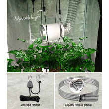 Load image into Gallery viewer, Greenfingers Hydroponics Grow Tent Ventilation Kit Vent Fan Carbon Filter Duct Ducting 4 inch