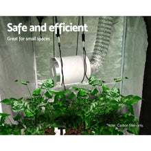 Load image into Gallery viewer, Greenfingers Hydroponic Activated Carbon Filter Grow Tent Ventilation Kit 6 inch