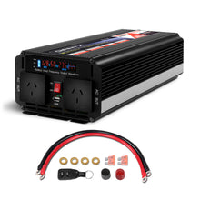 Load image into Gallery viewer, Giantz 12V - 240V Portable Power Inverter