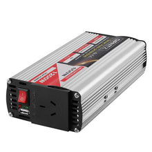 Load image into Gallery viewer, Giantz 600W Puresine Wave DC-AC Power Inverter