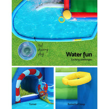 Load image into Gallery viewer, Happy Hop Inflatable Water Jumping Castle Bouncer Kid Toy Windsor Slide Splash