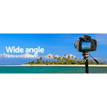 Load image into Gallery viewer, Weifeng Extendable Portable Camera Monopod Tripod - Black