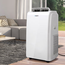 Load image into Gallery viewer, Devanti Portable Air Conditioner Mobile Fan Cooler Dehumidifier 22000BTU