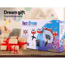 Load image into Gallery viewer, Keezi 11 Piece Kids Drum Set
