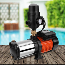 Load image into Gallery viewer, Giantz Water Pump High Pressure Multi Stage Farm Rain Tank Irrigation Garden