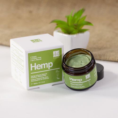 Hemp Infused Natural Nutrition Moisturiser 50ml