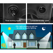 Load image into Gallery viewer, Set of 2 100 LED Solar Powered Motion Sensor Lights