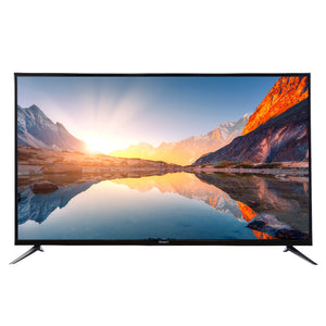 "Devanti Smart LED TV 55"" Inch 4K UHD HDR LCD Slim Thin Screen Netflix"