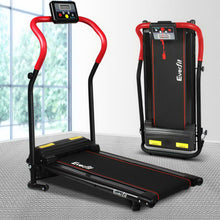 Load image into Gallery viewer, Everfit Home Electric Treadmill - Red