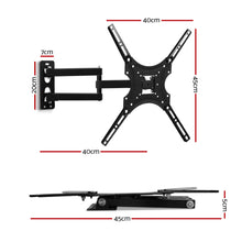 Load image into Gallery viewer, Artiss TV Wall Mount Monitor Bracket Swivel Tilt 24 32 37 40 42 47 50 Inch LED LCD