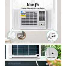 Load image into Gallery viewer, Devanti Window Air Conditioner Portable 2.7kW Wall Cooler Fan Cooling Only