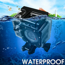 Load image into Gallery viewer, Waterproof Ultra 4K HD 1080P WiFi DV Action Sports Video Camera Remote Camcorder