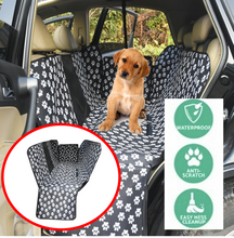 Load image into Gallery viewer, Pet Hammock Soft Scratch-Proof Nonslip Seat Protector