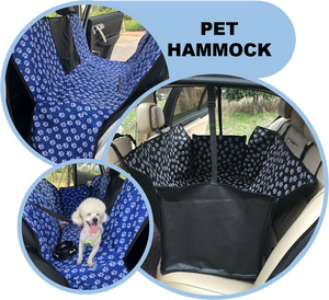 Pet Hammock Soft Scratch-Proof Nonslip Seat Protector