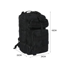 Load image into Gallery viewer, 40L Military Tactical Backpack Rucksack Hiking Camping Outdoor Trekking Army Bag