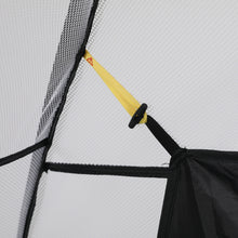 Load image into Gallery viewer, 3M Golf Practice Net Hitting Nets Driving Netting Chipping Cage Training Aid Black