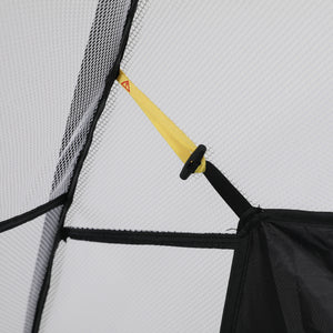 3M Golf Practice Net Hitting Nets Driving Netting Chipping Cage Training Aid Black