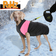 Load image into Gallery viewer, PaWz Dog Winter Jacket Padded Waterproof Pet Clothes Windbreaker Vest Coat Pink