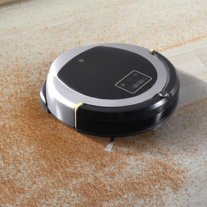 Robot Vacuum Cleaner  Automatic Robotic Distance Sensor Mop Floor Carpet 3000pa