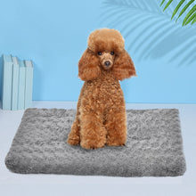 Load image into Gallery viewer, Pet Bed Dog Beds Bedding Soft Warm Mattress Cushion Pillow Mat Velvet S