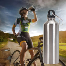 Load image into Gallery viewer, 2017 Outdoor High Quality 750ML Stainless Steel Wide Mouth Drinking Sports Bottle Outdoor Travel Sports Kettle #EW