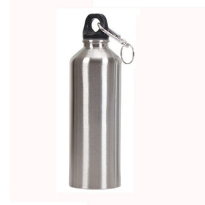 2017 Outdoor High Quality 750ML Stainless Steel Wide Mouth Drinking Sports Bottle Outdoor Travel Sports Kettle #EW