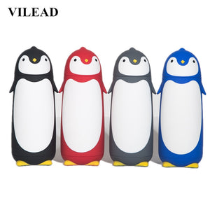 Cute Penguin Stainless Steel Thermos Vacuum Flasks. Portable Thermal Insulated drink mug for Children