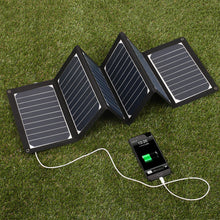 Load image into Gallery viewer, Solar Panel Solar Panel Charger Monocrystalline