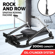 Load image into Gallery viewer, Everfit Resistance Rowing Exercise Machine