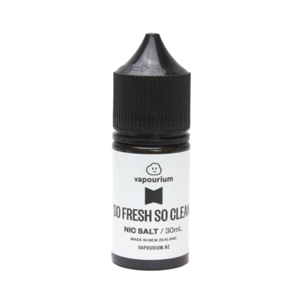 So Fresh So Clean by Vapourium Nimbus Salts