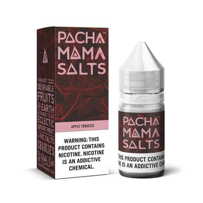 Apple Tobacco by Pacha Mama Salts