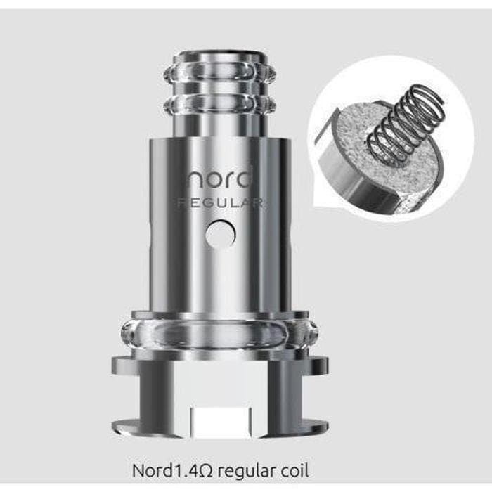 SMOK NORD Replacement Coils (5 Pack)