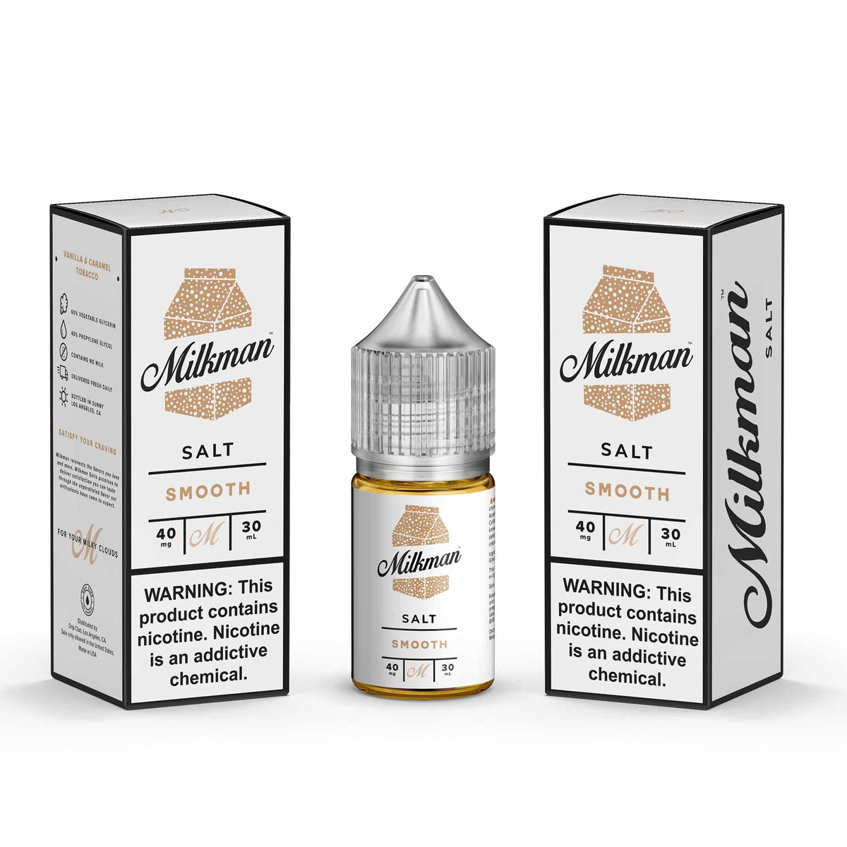 Smooth by Milkman Salts