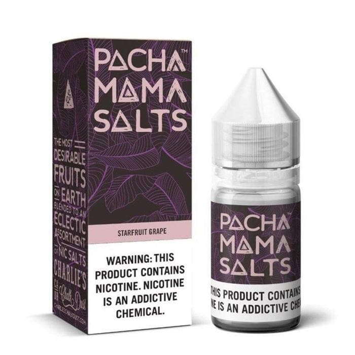 Starfruit Grape by Pachamama Salts