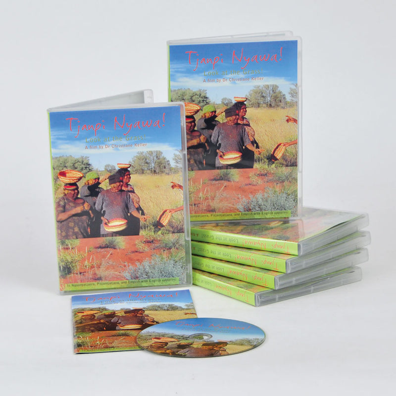 Tjanpi Nyawa! Look at the Grass! DVD