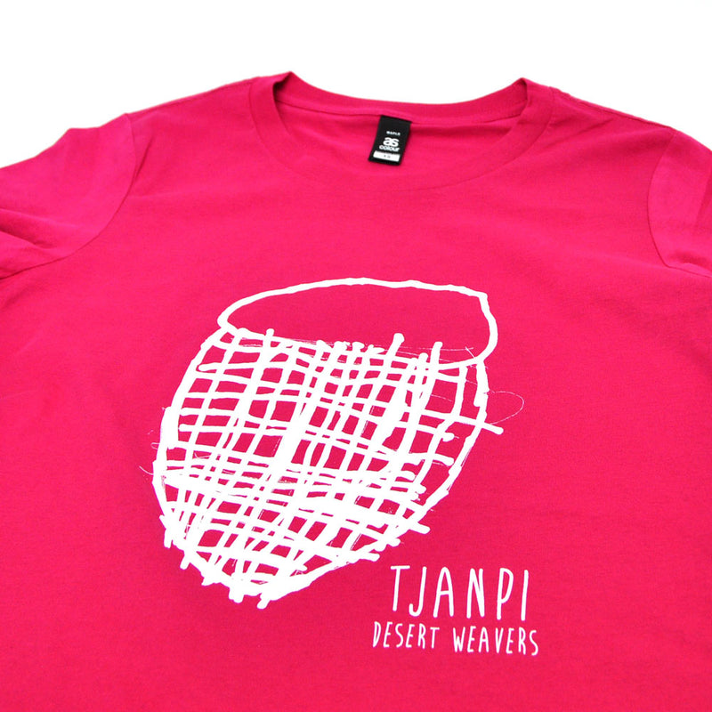 Tjanpi T-Shirt in Pink