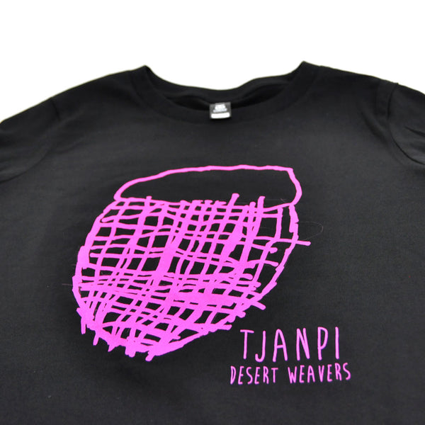 Tjanpi T-Shirt in Black