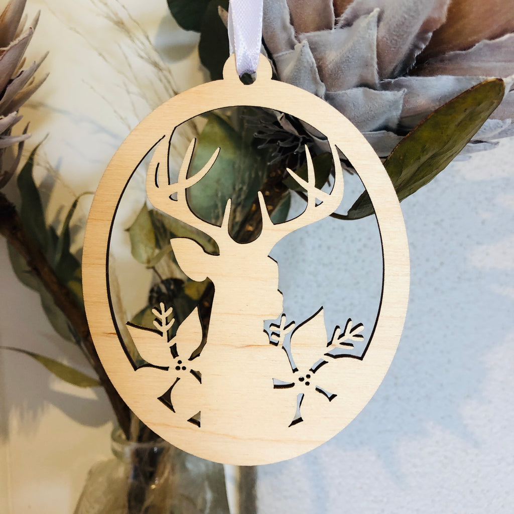 Christmas Deer decoration