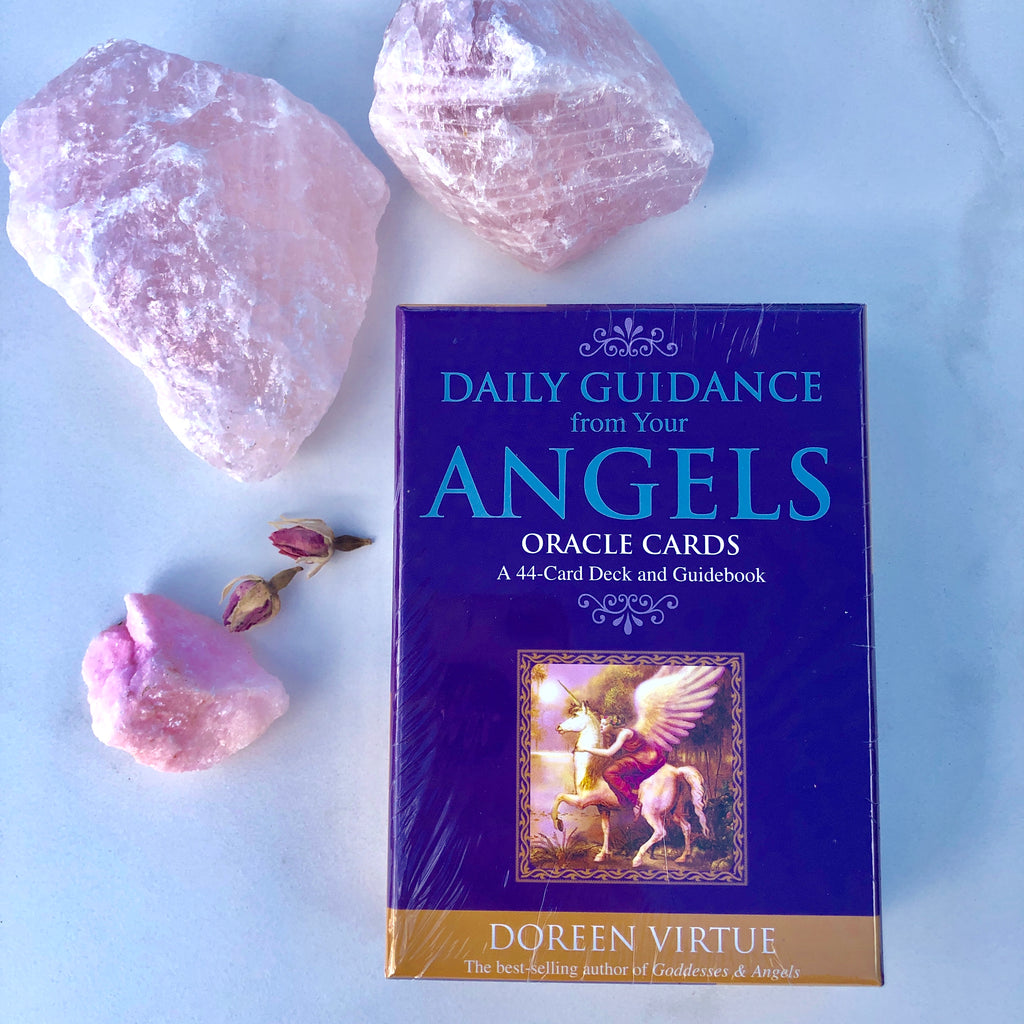 Cards x Daily Guidance from your Angels