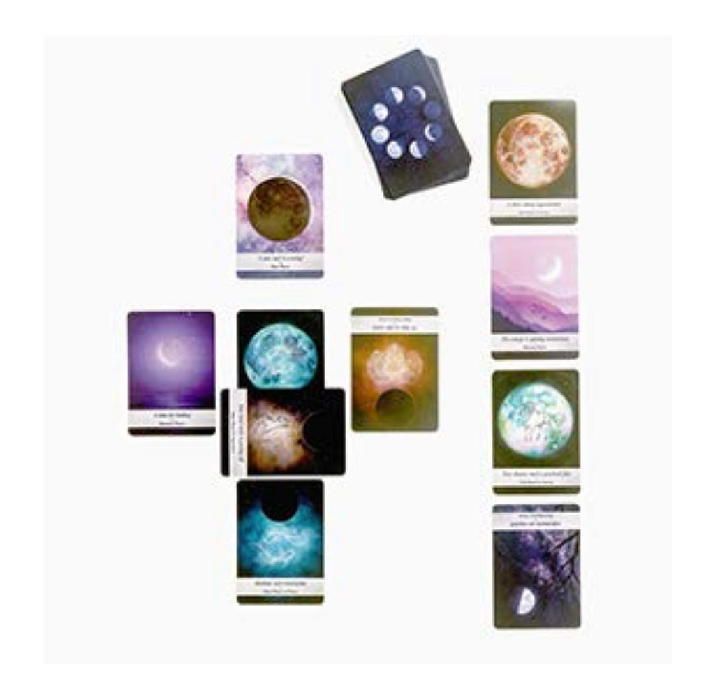 Cards X Moonology Oracle Cards