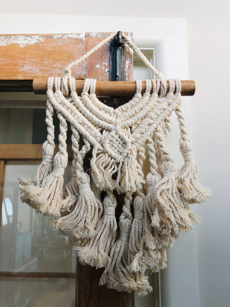 MACRAME WALL HANGING X Mini
