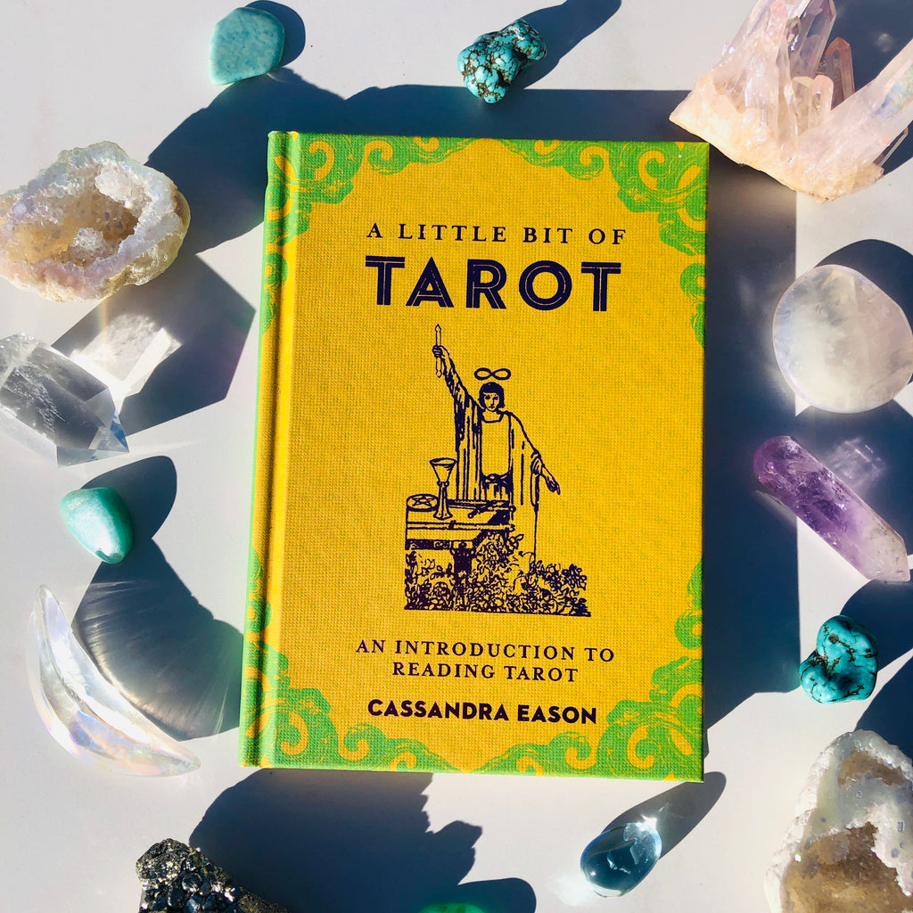 Book x A little bit of Tarot