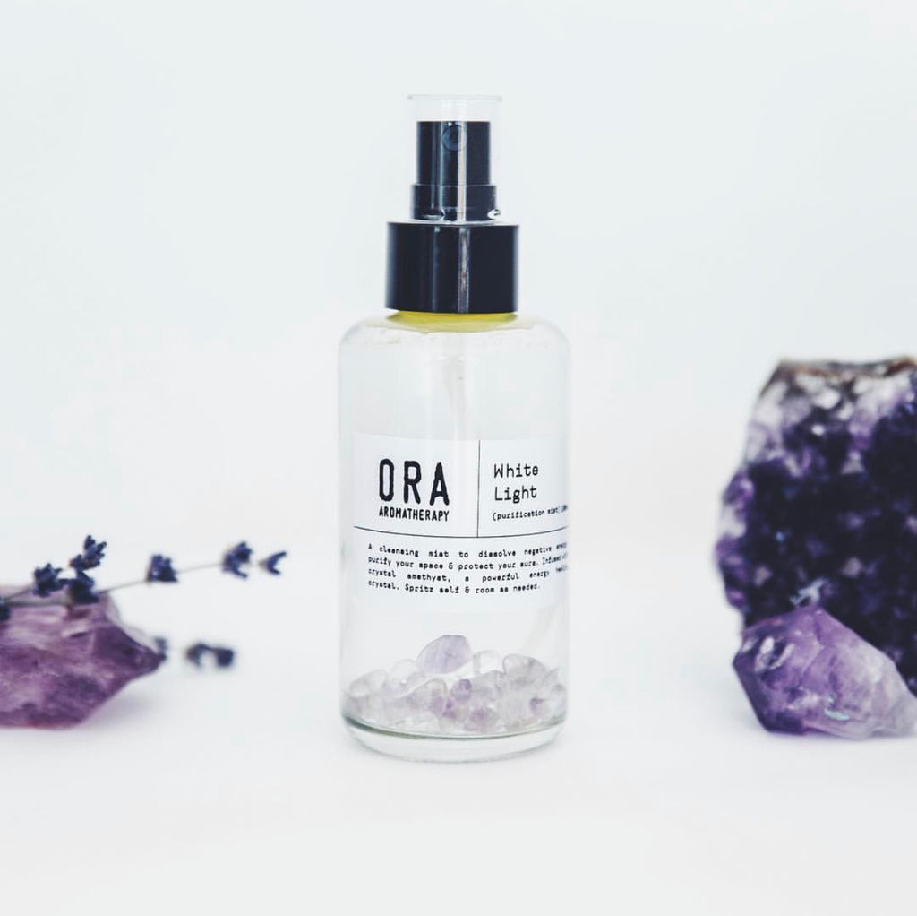 Ora Aromatherapy X White Light Purification Mist