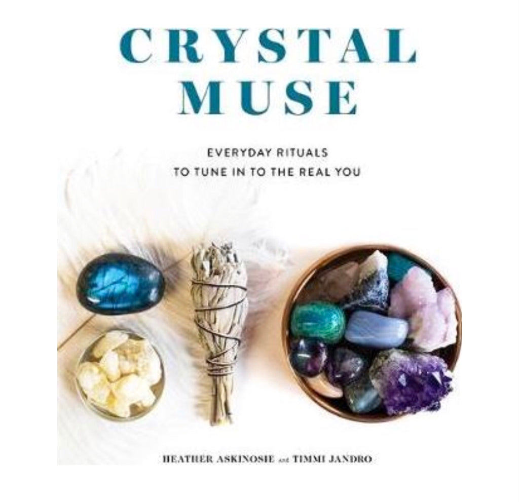 BOOK X CRYSTAL MUSE