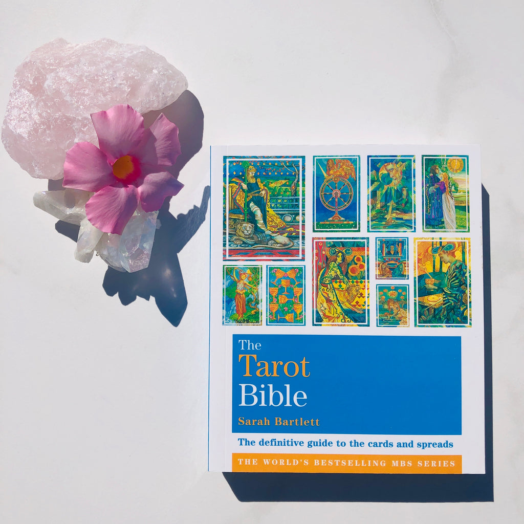 Books x The Tarot Bible